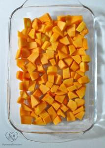 Mexican Braised Pumpkin and Seitan