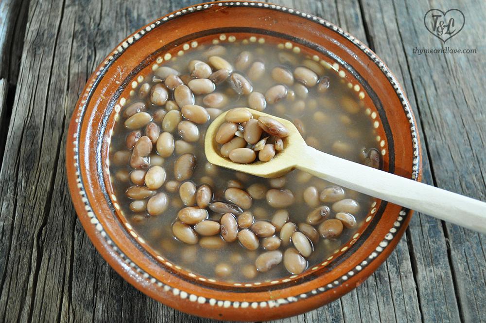Frijoles de Olla {Mexican Beans}