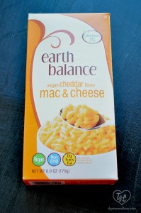 Review: Earth Balance Mac and Cheese