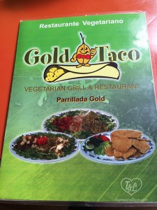 Gold Taco: Vegan Dining Options in Mexico City