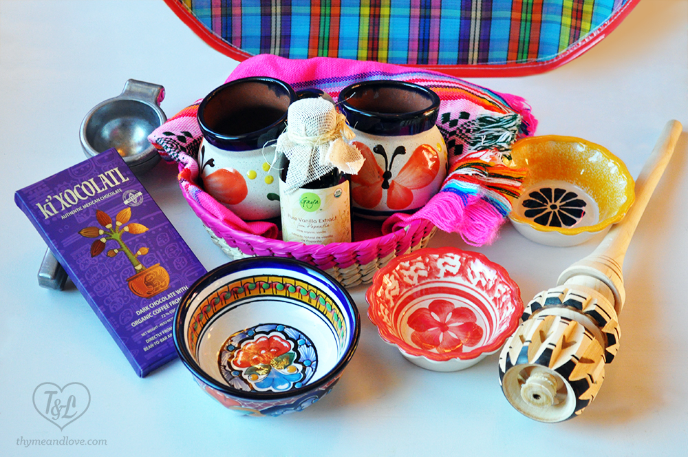 Mexico Favorites Giveaway