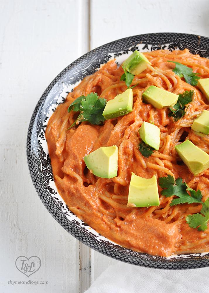 vegan-chiptotle-spaghetti-gluten-free