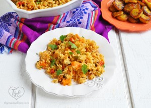 Vegan-Latin-Rice-Chorizo-Plaintain