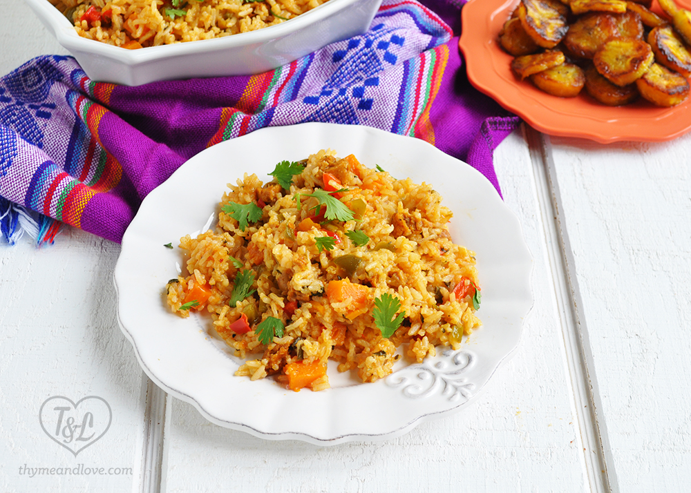 Vegan-Latin-Rice-Chorizo-Plaintain