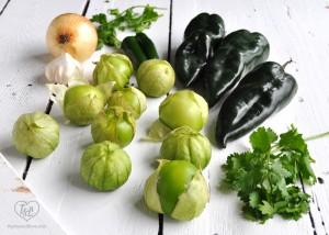 Vegan Quinoa Chili Verde
