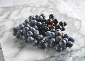 Concord Grapes add a unique spin to classic muffins!