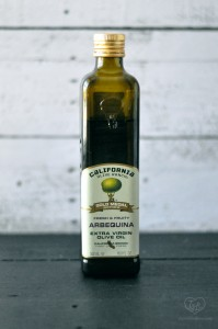 California Olive Ranch Arbequina Extra Virgin Olive Oil: perfect for salad dressings!
