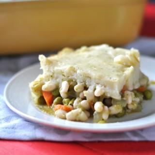 Salsa Verde Shepherd's Pie