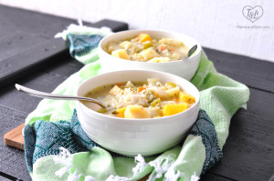 Vegan Irish Vegetable Stew is healthy, satisfying and naturally vegan & glutenfree! Perfect for St. Patrick's Day!