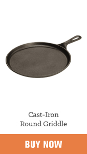 Cast-IronRound-Griddle