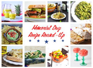 12 Recipes perfect for Memorial Day weekend! #recipes #memorialday #summer #bbq
