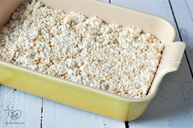 Vegan Rice Crispy Treats