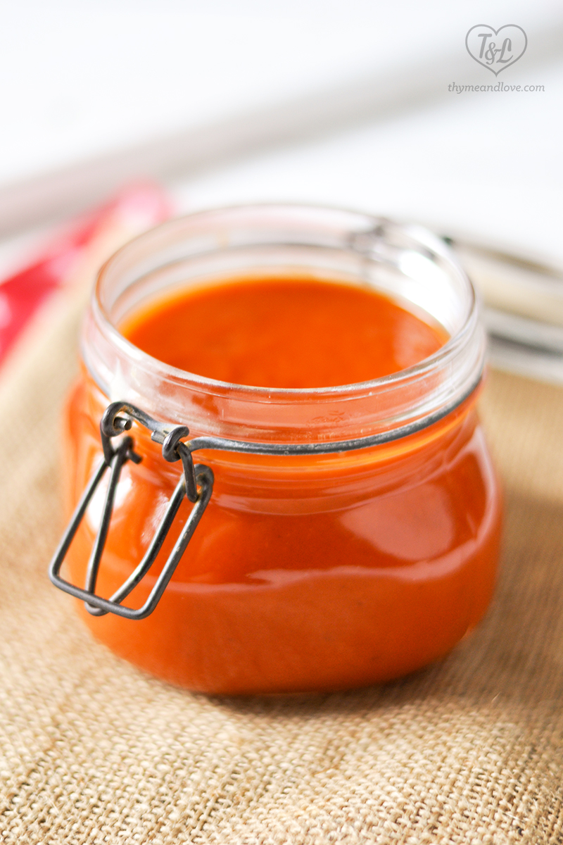 Maple Chipotle BBQ Sauce