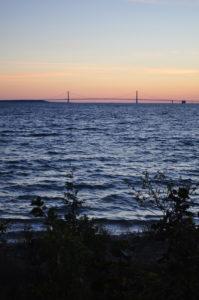 Gorgeous view on Mackinac Island. #travel #michigan