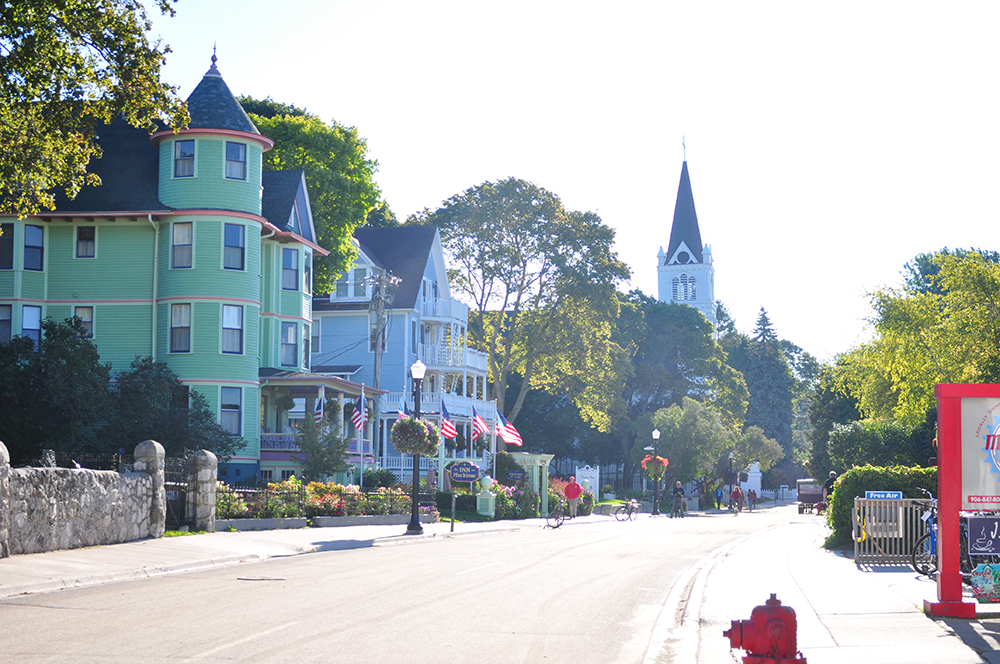 Mackinac Island Travel Tips #michigan #travel