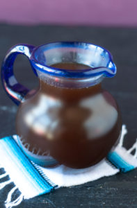 Piloncillo Syrup is a versatile syrup used through Mexico. It can be served over pancakes or to sweeten up your morning coffee. The options are endless!