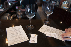 Snowshoe Wine & Brew Tour in Traverse City. A fun, unique way to do a wine tasting! #wine #michigan