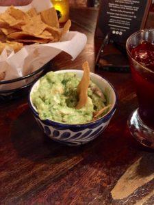 Some of the best guacamole served at La Cava del Tequila inside Epcot's Mexico pavilion.