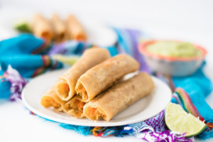 Carrot and Parsnip Taquitos are a satisfying vegan taco recipe that is simple and easy to make.