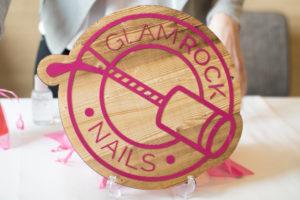 Gram Rock Nails offers a non-toxic, cruelty free + vegan soy based nail polish. #vegan #beauty