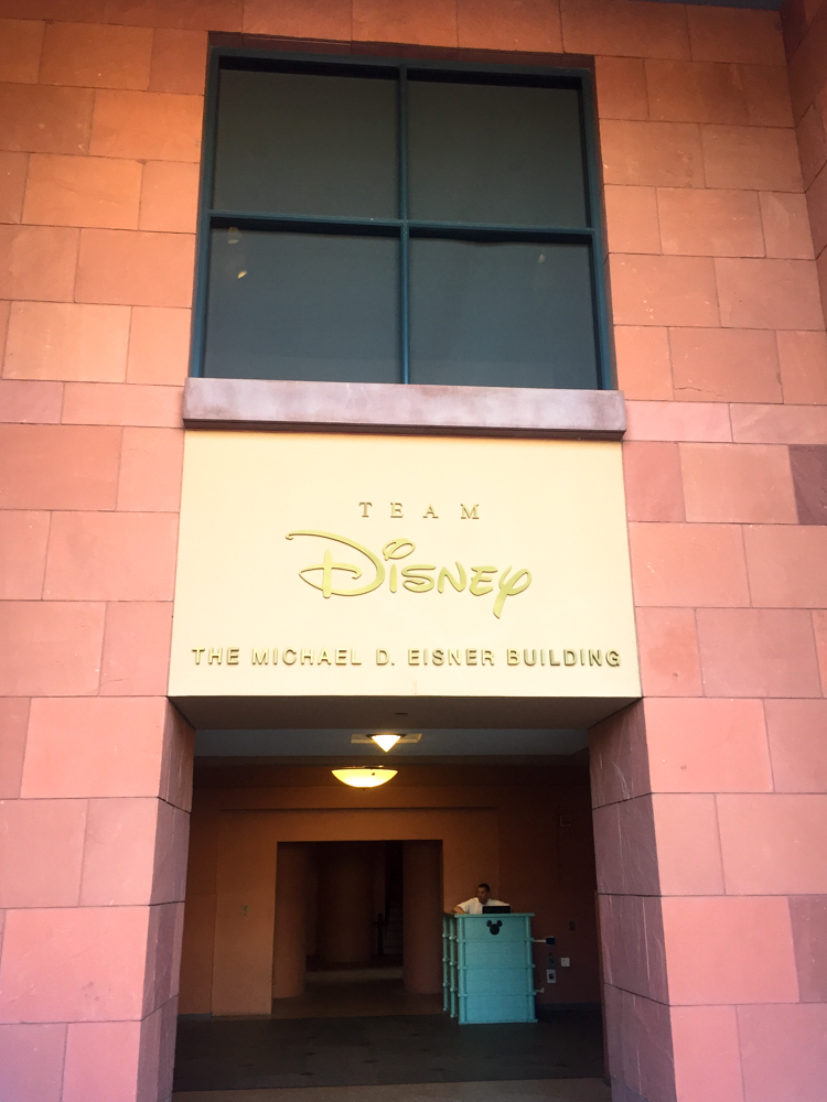 Walt Disney Studio Lot | Burbank, CA