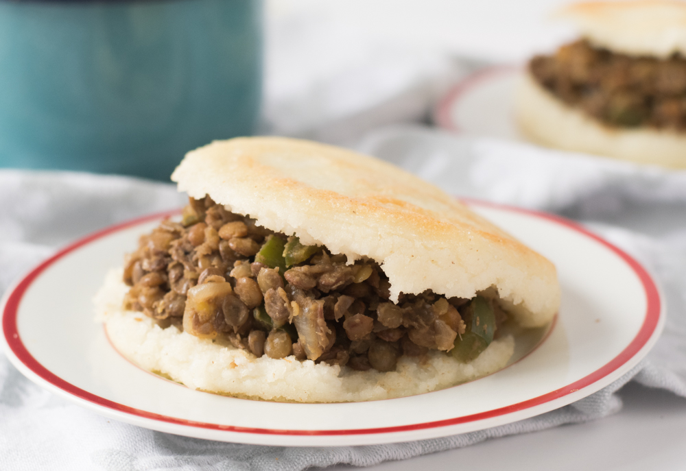 inspired by carne molida. Lentils are a great plant-based substitute for carne molida. Whether you are vegan or just looking to incorporate more plant-based proteins into your diet, you'll love these Lentil Arepas