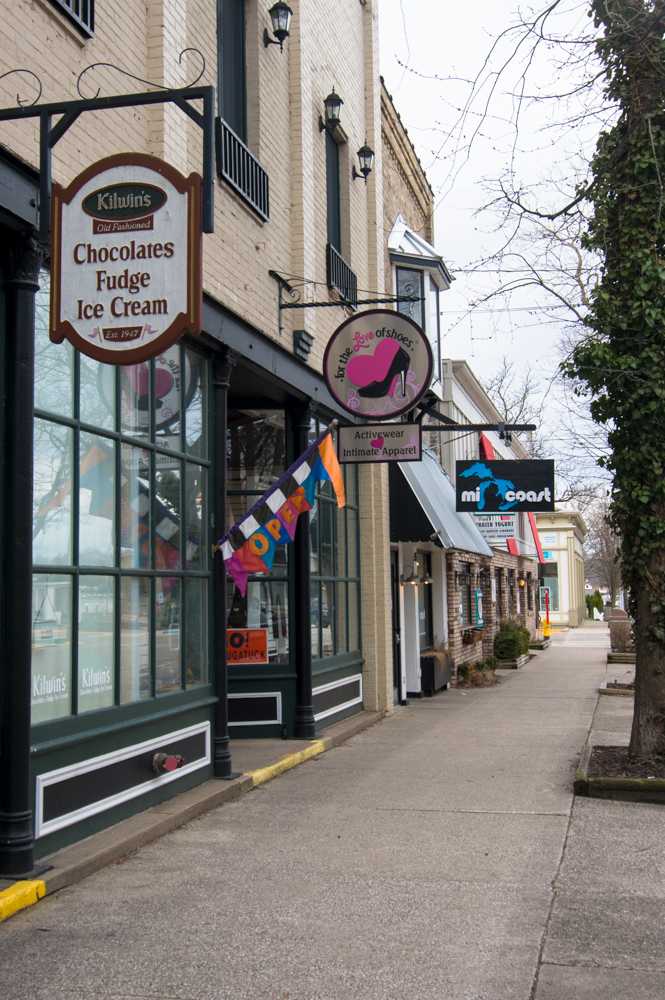 Saugatuck is a well known artsy beach town that has something for everyone.