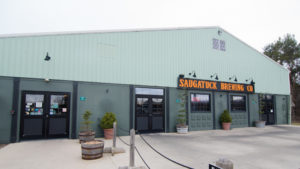 Saugatuck is a well known artsy beach town that has something for everyone. Make a stop for a craft beer at Saugatuck Brewing Co. #beer #saugatuck
