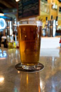North Peak Brewery located in Traverse City, Michigan