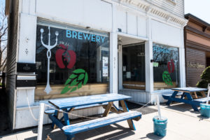 Brewery Ferment located in Traverse City, Michigan