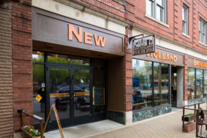 New Holland Pub on 8th Street in Downtown Holland