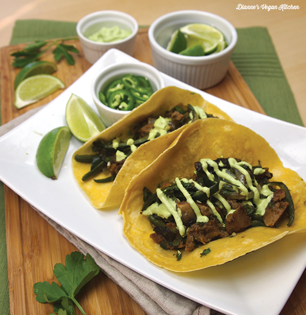 20 Vegan Taco Recipe for Cinco de Mayo.