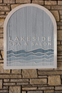 Lakeside Spa and Salon located at Mission Point Resort
