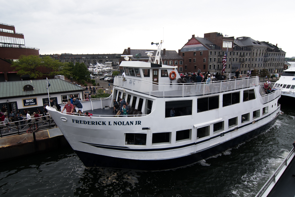 Boston Harbor Sightseeing Cruises