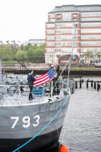 USS Constitution Sightseeing Cruise with Boston Harbor Cruises