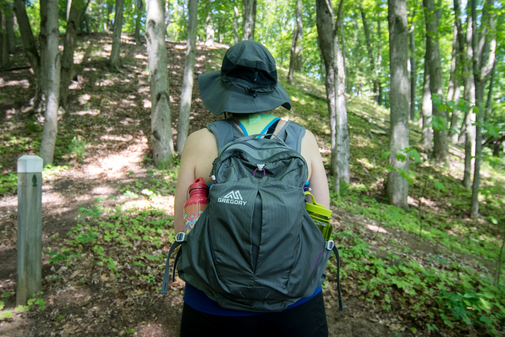 Looking for what to bring on your next day hike, check out my 10 essentials for day hiking.