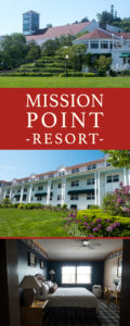 Mission Point Resort located on Mackinac Island is the perfect place to stay while on Mackinac Island. The resort offers something for everyone and it's also pet-friendly!