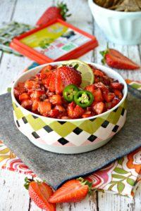 Vegan Strawberry Recipe Round-Up
