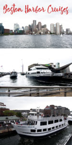 Boston Harbor Cruises is a must do while vacationing in Boston. They offer a wide range off different sightseeing cruises.