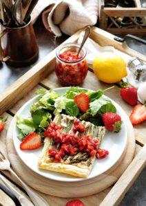 Vegan Strawberry Round-up
