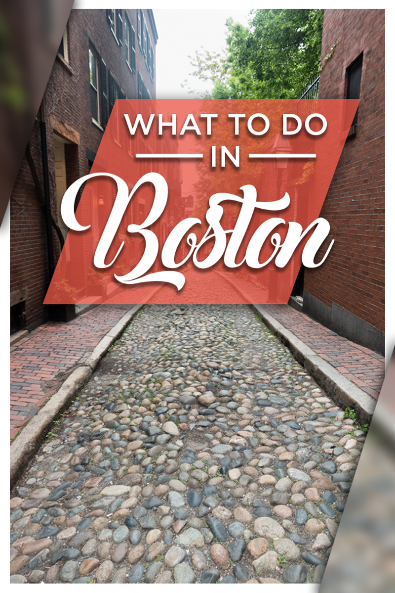 Planning a trip to Boston? Check out this list of what to do in Boston! There is just so much to see & do in this great city.