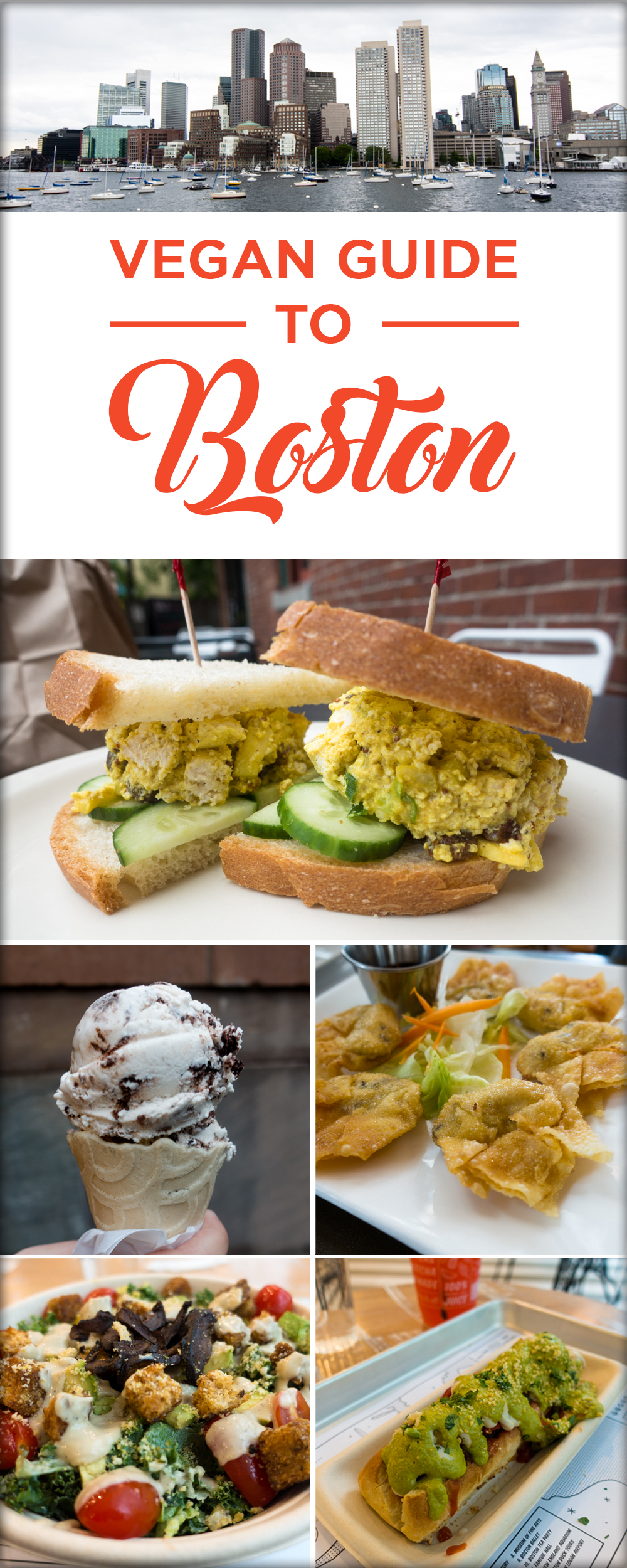 Vegan Guide to Boston: Where to find the best Vegan food! #vegan #travel #boston