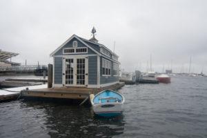 Exploring Boston Harbor