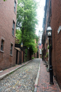 It is easy to see why Acorn Street is one one of the most photographed streets in America.