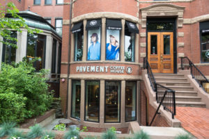 Pavement Coffeehouse located in Boston