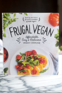 Frugal Vegan offers delicious and affordable vegan recipes. Plus tips and tricks!