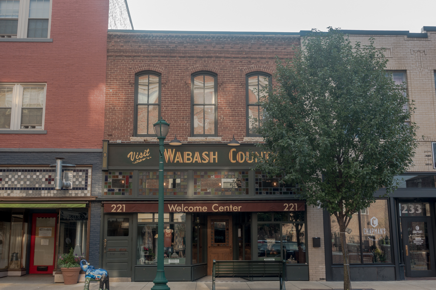 Travel Guide to Wabash, Indiana. What to see & do in this charming town!