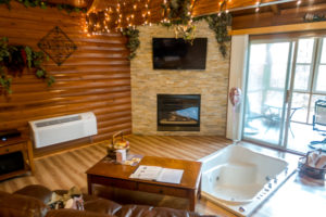 Serenity Springs: The Perfect Romantic Getaway for celebrating an anniversary or any occasion.