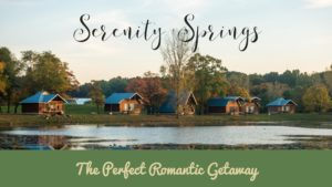 Serenity Springs: The Perfect Romantic Getaway for celebrating an anniversaryor any occasion. #travel #romantic #getaway