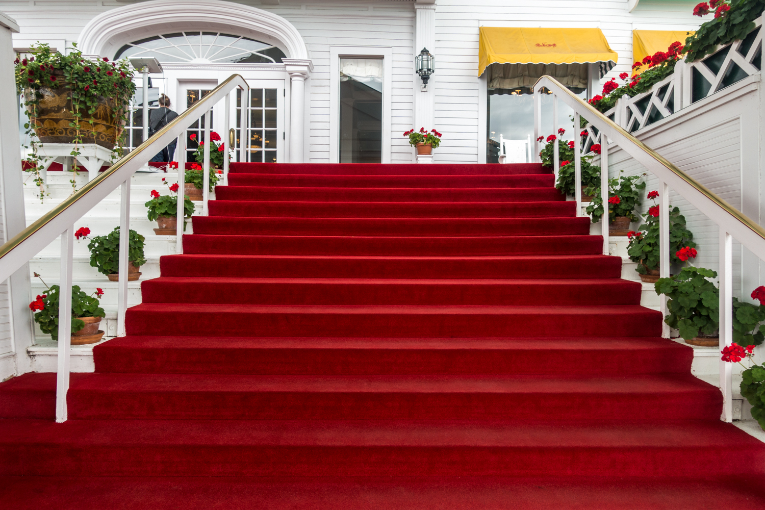 A Stay at the Historic Grand Hotel on Mackinac Island